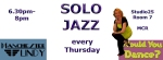 Solo Jazz with Taina K